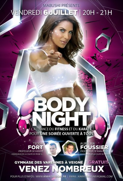 affiche body 2012-2