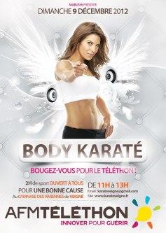 affiche body 2012